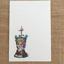 クリスマスブーツ (PostCard)