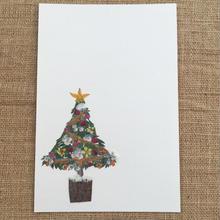 クリスマスツリー (PostCard)