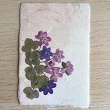 和紙はがきM01 (Post Card)