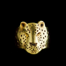 【Michi】Animal Ring Leopard