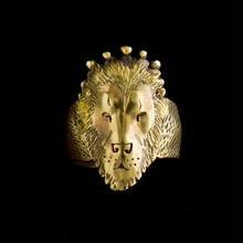 【Michi】Animal Ring Lion