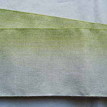 【半巾帯】暈し麻の半幅帯