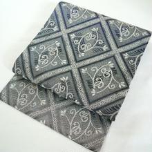 【ふくろ帯】織りの宝石 佐波理 菱天井文 綴れ