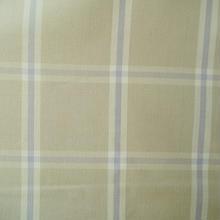 【袷羽織】ベージュ地に薄紫の格子柄羽織