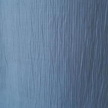 【夏・麻】ライトブルー細縞の近江ちぢみ