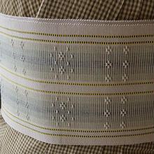 【半巾帯】琉球花織の半幅帯