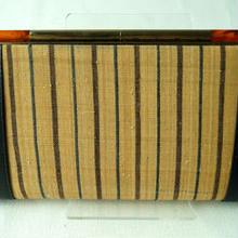 【バッグ】喜如嘉の芭蕉布 クラッチバッグ・ウォレット