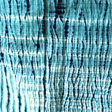 【浴衣】縫い絞り  有松絞り  綿紅梅