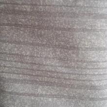 【夏・紬】桜鼠色一つ紋無地紬