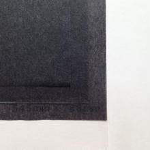 ブラック 14g   545mm × 394mm  400枚