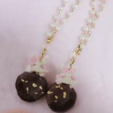 234.チョコクッキーバックチャーム