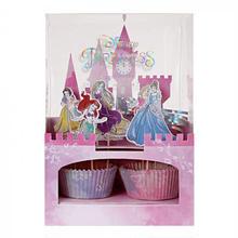 【Meri Meri 】ディズニー プリンセス カップケーキ キット 【Disney Princess Cupcake Kit】 (45-1745)