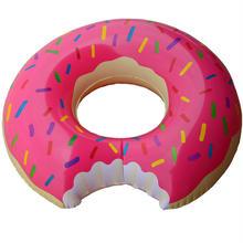 浮き輪/ドーナツフロート90cm/ピンク
