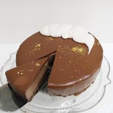 Rawチョコレートケーキ