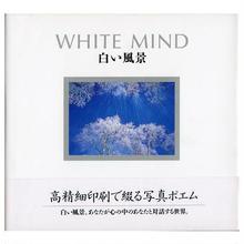 写真ポエム「白い風景」