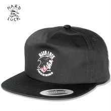HARD LUCK(ハードラック)FLETCHER SNAPBACK CAP ブラック