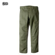 BLUCO(ブルコ)OL-063 WORK PANTS SLIM オリーブ
