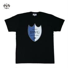 BLUCO(ブルコ)BLUCO(ブルコ)B.W.G EMBLEM Tシャツ ブラック