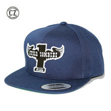 Cycle Zombies(サイクルゾンビーズ) WINGER Premium Twill Snapback Navy