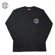 Cycle Zombies(サイクルゾンビーズ)CALIFORNIA 2 Premium Long Sleeve Pocket-T Black