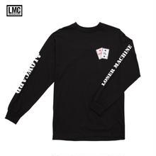 Loser Machine(ルーザーマシーン) LMCxLOWCARD GAMBLER L/S