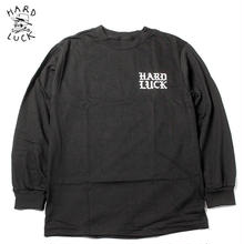 HARD LUCK(ハードラック)OLD HAND LONG SLEEVE ブラック