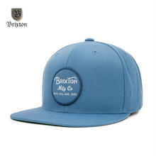 BRIXTON(ブリクストン)Wheeler SNBK ブルー