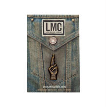 Loser Machine(ルーザーマシーン) LMC GOOD LUCK PIN