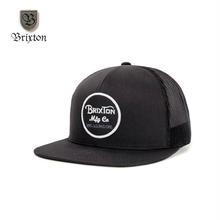 BRIXTON(ブリクストン)WHEELER MESH CAP ブラック