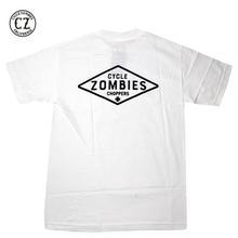 Cycle Zombies(サイクルゾンビーズ)DIY Premium S/S T-Shirt White