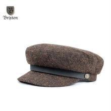 BRIXTON(ブリクストン) FIDDLER CAP ブラウン