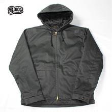 BLUCO(ブルコ)OL-011-018 HOODIE WORK JACKET ブラック