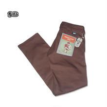 BLUCO(ブルコ)OL-063 WORK PANTS SLIM ブラウン