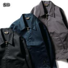 BLUCO(ブルコ)OL-001 STANDARD WORK JACKET (全4色ブラック・ネイビー・チャコール・オリーブ)