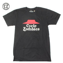 Cycle Zombies(サイクルゾンビーズ)CYCLE HUT Premium S/S T-Shirt Black