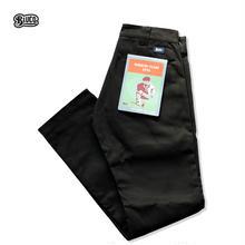 BLUCO(ブルコ)OL-063 WORK PANTS SLIM ブラック