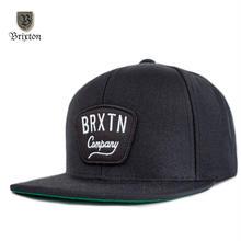 BRIXTON(ブリクストン) GASTON SNAPBACK  ブラック