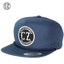 Cycle Zombies(サイクルゾンビーズ) CALIFORNIA Premium Twill Snapback Hat Navy