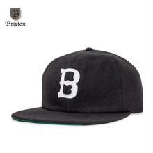 BRIXTON(ブリクストン) WANGER SNAPBACK ブラック