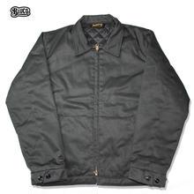BLUCO(ブルコ)OL-012 WORK JACKET ブラック