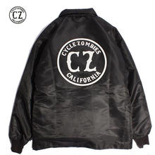 Cycle Zombies(サイクルゾンビーズ)CALIFORNIA Premium Coaches Jacket Black