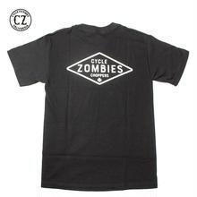 Cycle Zombies(サイクルゾンビーズ)DIY Premium S/S T-Shirt Black