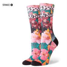 STANCE(スタンス) EL HIBISCO S(22~24.5cm)