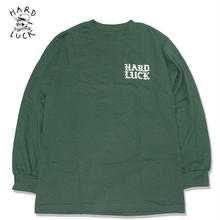 HARD LUCK(ハードラック)OLD HAND LONG SLEEVE グリーン