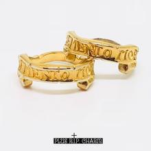 MEMENTO MORI RING(GOLD)