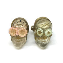 Happy Skull RING(真鍮)