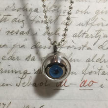 SLEEP EYE NECKLACE(SILVER925製)