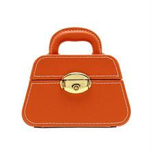 SIRO ENOGU WATCH&JBOX(BAG) [シロ エノグ ウォッチアンドジュエリーボックス(バック)] ORANGE/オレンジ