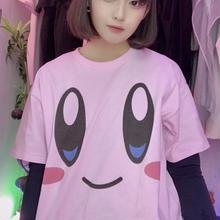 カービィフェイスBIGTシャツ/select