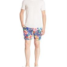 【ラス1】POLO RALPH LAUREN FLORAL SWIM shorts ブルー M